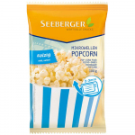Seeberger Mikrowellen Popcorn salzig 100g