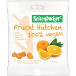 Seitenbacher Frucht Hütchen Orange 85g