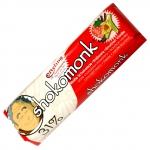 shokomonk Weiße Schokolade Erdbeere & Bourbon Vanille