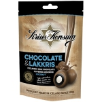 Sirius Konsum Chocolate & Lakkris Coconut