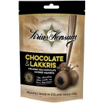 Sirius Konsum Chocolate & Lakkris