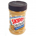 Skippy Natural Super Chunk Peanut Butter Spread 425g