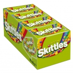 Skittles Crazy Sours 16x45g Sparpack