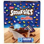 Smarties Muffins 4er