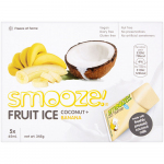 Smooze Fruit Ice Coconut + Banana 5er