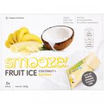 Smooze Fruit Ice Coconut+Banana 5er