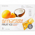 Smooze Fruit Ice Coconut + Mango 5er