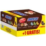 Snickers Sortimentskarton 7+1 gratis