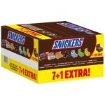 Snickers 7+1 Gratis 220er Spar-Set