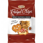Snyder's Pretzel Crisps Honey Mustard & Onion