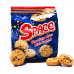 Space Chocolate Chips Mini-Cookies