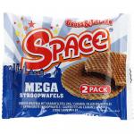 Space Mega Stroopswafels 2er