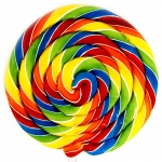 LollyMaster Spiral-Lolly Exotic 80g