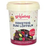 Spooning Cookie Dough Keksteig Chocolate Birthday 170g
