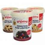 Spooning Cookie Dough Keksteig Probier-Set 3x215g