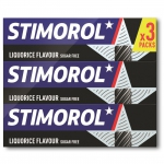 Stimorol Liquorice 3er