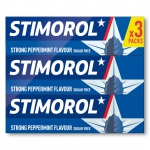 Stimorol Strong Peppermint 3er Pack