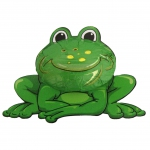 "Storz Frosch ""Heini"" 10er"