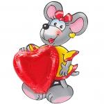 Storz Maus mit Herz 10er