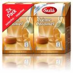 Sulá Minis Crème Caramel zuckerfrei Mini-Box 2er