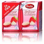 Sulá Minis Erdbeer & Sahne zuckerfrei Mini-Box 2er