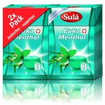Sulá Minis Euka Menthol zuckerfrei Mini-Box 2er