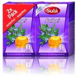 Sulá Minis Salbei zuckerfrei 2er Pack