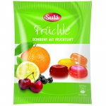 Sulá Fruit Früchtebonbons 200g