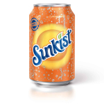 Sunkist Orange 330ml