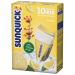 Sunquick Wassereis Lemon 10er