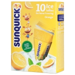 Sunquick Wassereis Orange 10er