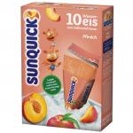 Sunquick Wassereis Pfirsich 10er