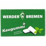 SV Werder Bremen Kaugummi zuckerfrei
