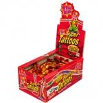 Sweet'n Fun Star Gum Super Tattoos 200er