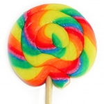 Sweetz Spiral Lolly 45g