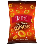 Taffel Chili Cheese Rings 130g