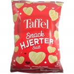 Taffel Snack Hjerter Salt