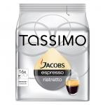 Tassimo Jacobs Espresso Ristretto 16x