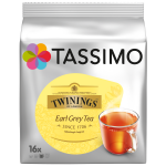 Tassimo Twinings Earl Grey Tea 16er