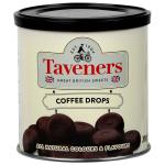 Taveners Coffee Drops 200g