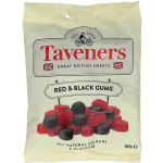 Taveners Red & Black Gums 165g
