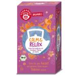 Teekanne Organics Calm & Relax 20er