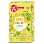 Teekanne Organics Ginger Lemon 20er