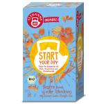 Teekanne Organics Start Your Day 20er