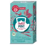 Teekanne Organics Sweet Mint 20er