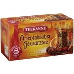 Teekanne Orientalischer Gewürztee 20er
