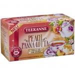 Teekanne Peach Panna Cotta 18er