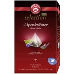 Teekanne selection Alpenkräuter