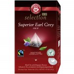 Teekanne selection Superior Earl Grey 20er