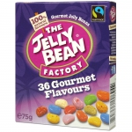 The Jelly Bean Factory 36 Gourmet Flavours Box